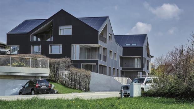 Erstes energieautarkes Wohnhaus der Welt